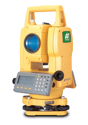 Topcon gts 255 Total Station